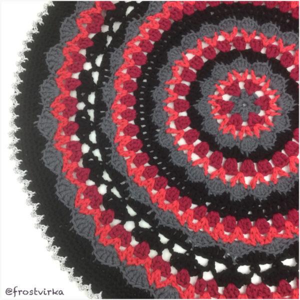 Frostvirka - Winter Flower Mandala - Cahlista - 10618-009A - Bild_01