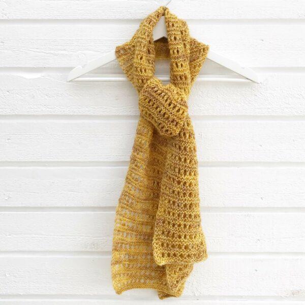 Honeybee scarf-Pysselofix-Spirit 10818-029B_Bild_02