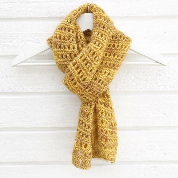 Honeybee scarf-Pysselofix-Spirit 10818-029B_Bild_03