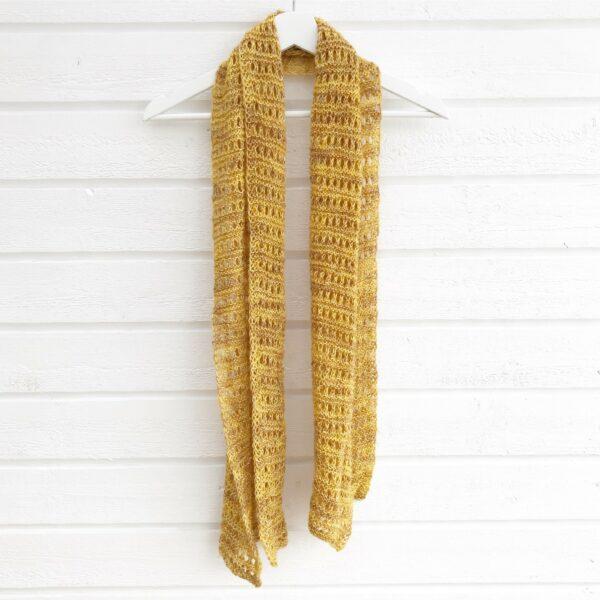Honeybee scarf-Pysselofix-Spirit 10818-029B_Bild_05