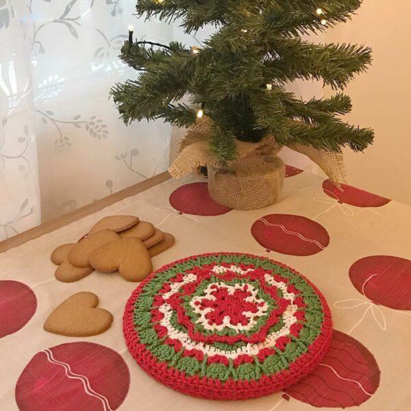 Pysselofix - Julstjärneunderlägg - Catona 10818-010A - Bild_03