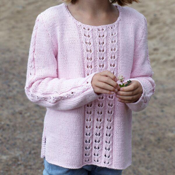 Sticka mönster 2311 garn Cecilia Svarta Fåret | Gratismönster