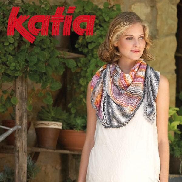 MADELENE_stickad_sjal_by_Katia_Yarns_Jaipur_product