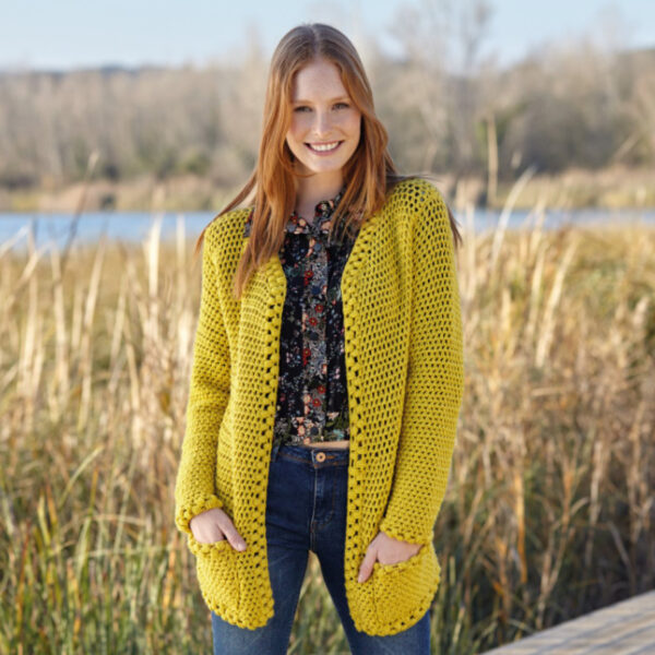 POLLY_virkad_cardigan_by_Katia_Yarns_product