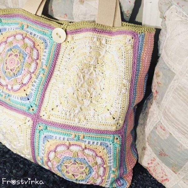 Frostvirka - Elora Bag - Catona Baby Pastel - 10619-101A - Bild 01