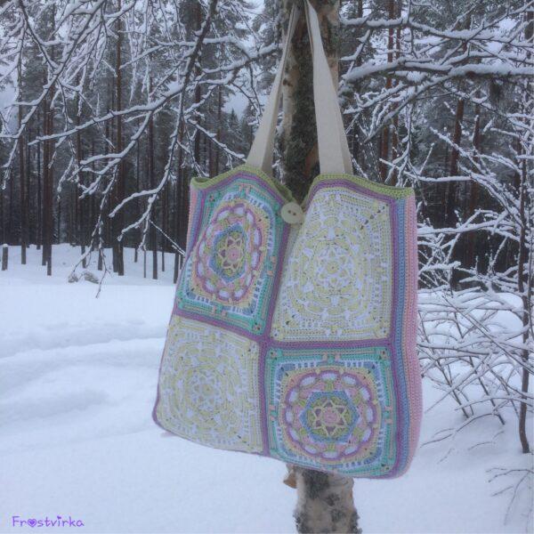 Frostvirka - Elora Bag - Catona Baby Pastel - 10619-101A - Bild 06