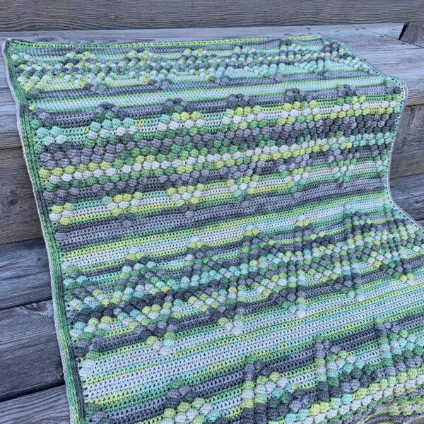 Diamond Baby Blanket - Bombay - Limell Design_03_b