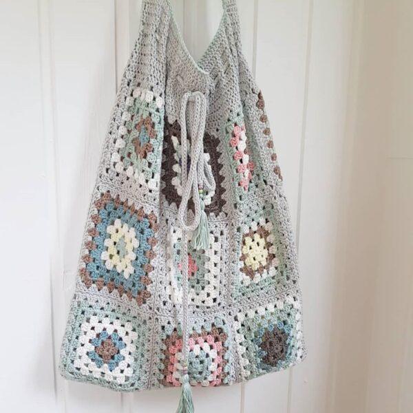 Väska av mormorsrutor - 113-1048a - Catona_01