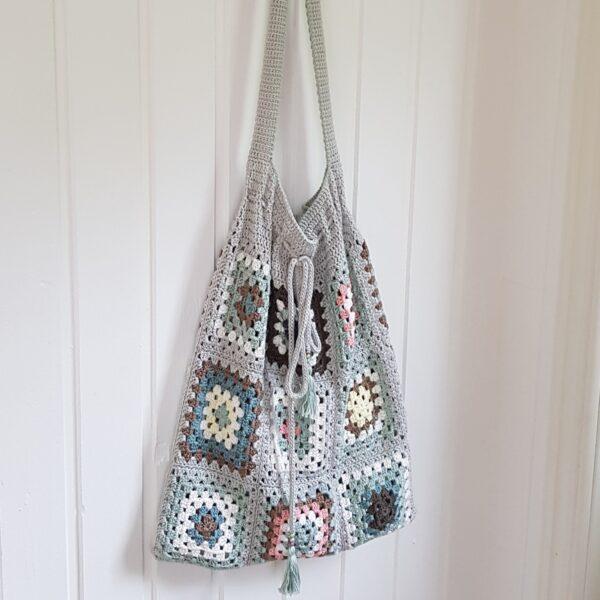 Väska av mormorsrutor - 113-1048a - Catona_04