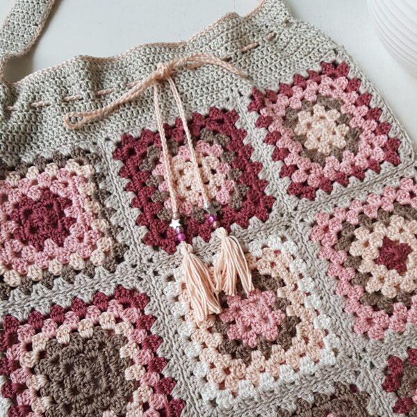 Väska av mormorsrutor - 113-1048a - Catona_05