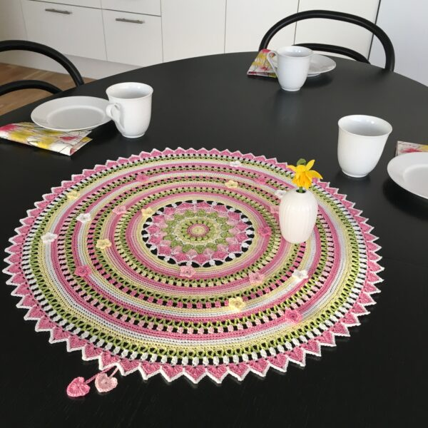 Happy Spring Mandala - Cable 5 - Happy Spring_04