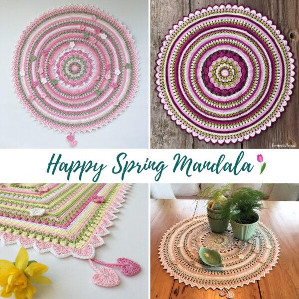 Happy Spring Mandala - Hemsida 2