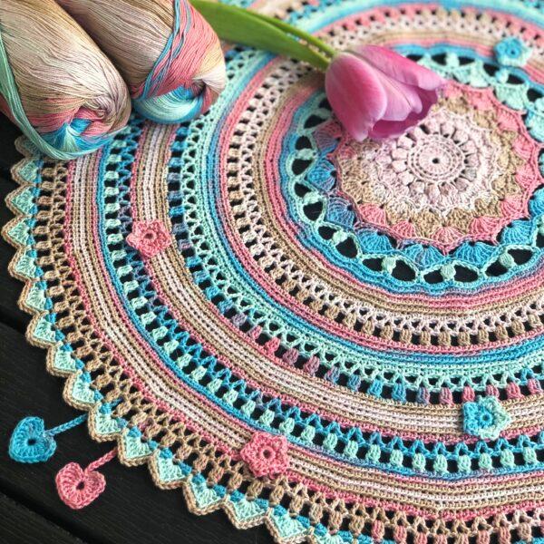 Happy Spring Mandala - Jaipur_02