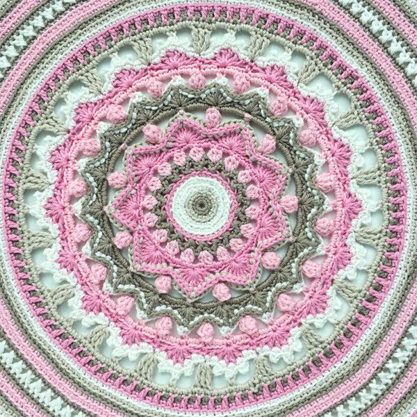 Christmas - Rose Mandala - Capri - Rosa_02