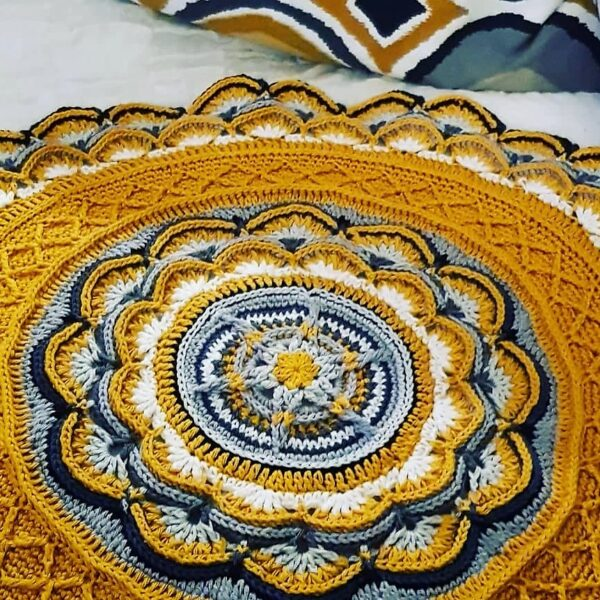 Star Delight - colour pack White Gold - Crochet by Tine